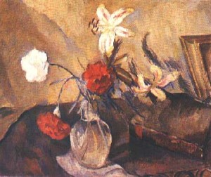 Oil and canvas, 20 x 24 in, 1930