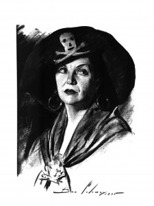 Vera Ross in The Pirates of Penzance, 1935